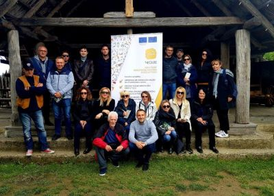 """Within the Project """"New Life of Neolithic Heritage in Recognized Natural Areas of Great Importance - NeoLIFE"""" the study tour was realized during the period from 14th to 21st May 2019"""